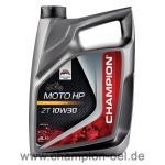 CHAMPION® Moto HP 2T Transm. Oil 10W-30 4 Ltr. Kanne