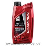 CHAMPION® Pro Racing GP Fork Oil 7,5W 1 Ltr. Dose