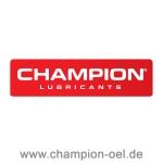 CHAMPION® Aufkleber LOGO 8x2,2cm Stück