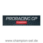 CHAMPION® Aufkleber PR-GP 22x5,8cm Stück
