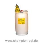 Sammelbehälter (60L) für Bremsflüssigkeit Stück