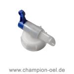 CHAMPION® Ablasshahn (20L) Stück