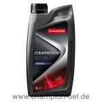 CHAMPION® Compressor Oil ISO 46 1 Ltr. Dose
