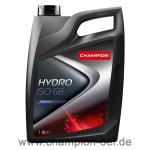 CHAMPION® Hydro ISO 68 5 Ltr. Kanne