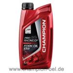 CHAMPION® Pro Racing GP Fork Oil 10W 1 Ltr. Dose