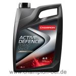 CHAMPION® Active Defence 20W-50 SN/CF 5 Ltr. Kanne